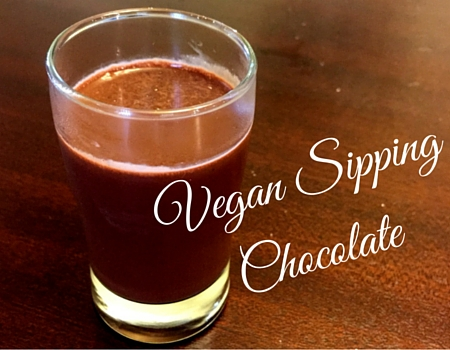 Steph's Lazy Kitchen: Sipping Chocolate